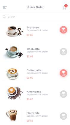 Interface Design, User Interface, Ux Design, Drink App, Android Design, Delivery App, Mobile Ui Design, Mobile App Ui, Ui Design Inspiration