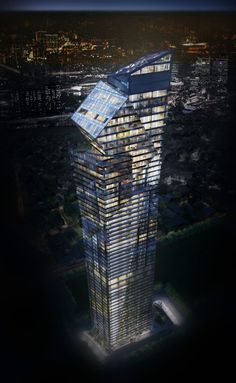 Daniel Libeskind breaks ground on Philippines skyscraper.
