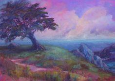 California Cypress Monterey Coast ~ Deirdre Shibano