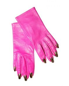 Nail Gloves by Dominic Jones, 2011 (BB)