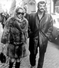 1960's Gucci (fur is back!)