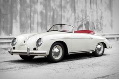 Ask an average Joe to name a Porsche, and they'll likely mention the 911. But in many ways, Porsche actually owes its success in America to the Speedster. This 1956 Porsche 356 A 1600 Speedster is a fine example of...