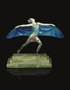 FERDINAND PREISS -  BAT DANCER, CIRCA 1925