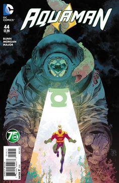 Aquaman #44 - Siren''s Call (Issue)
