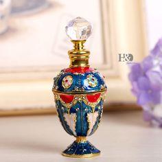 Vintage Gorgeous Perfume Bottle