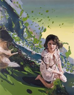 Currently based out of Albuquerque, New Mexico, painter Jennifer Nehrbass creates outstanding figurative and surreal oil paintings. Richard Dadd, Nostalgia Art, Andreas, Poses, Surreal Art, Artist Painting, Contemporary Paintings, Art Blog, Home Art