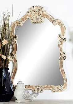 Wood Country Wall Mirror In 2019 New Buy Country Wall
