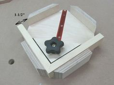 46 Shopmade Miter Clamps