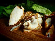 Soczysty filet z kurczaka z patelni