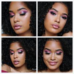 Nellie Marina   Youtube - Rihanna Galaxy Palette