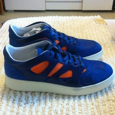 Alexander McQueen Puma MCQ move lo New 100% leather nice sold out everywhere Alexander McQueen Shoes Sneakers