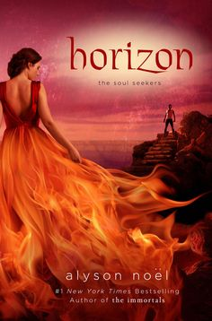 Horizon (Soul Seekers #4) by Alyson Noël: Expected Publication November 19, 2013
