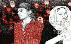 hope gangloff | Hope Gangloff's website is filled with great drawings. I love his ...