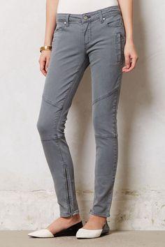 Paige Marley Moto Jeans
