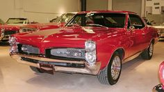 1967 GTO - Pontiac Muscle Cars #MuscleCars #LoveOnlineToday.com