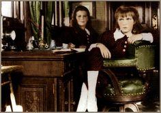 Two sisters - Grand DuchessesMaria and Anastasia