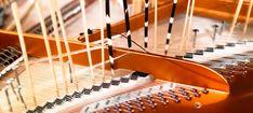 "Klavierpräparation für Ingrid Schmoliners Werk ""MNEEM"" im Wiener Konzerthaus 2019 Clothes Hanger, Piano, Recital, Music, Hangers, Hanger Hooks, Coat Stands"