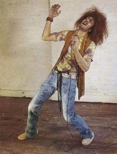 Duane Hanson, Rock Singer, 1971 ©