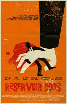 Vintage Movie Posters by Mark Welser