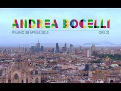 La forza del sorriso | Song for Expo Milano 2015 | Andrea Bocelli.