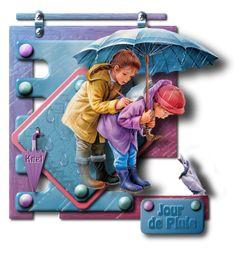 """""""Jour de pluie"""""""