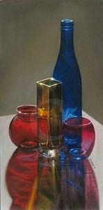 Still life gallery - Colored Pencil Art by Ranjini Venkatachari