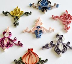 From origami to quilling, the adventures of a paper-crafter.