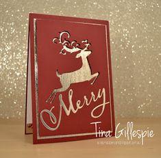 Getting Merry With Merlot And Champagne (Scissors Paper Card) - Weihnachtskarten - Weihnachten Christmas Tree Hat, Christmas Cards 2018, Homemade Christmas Cards, Merry Christmas To All, Christmas Music, Christmas Greeting Cards, Christmas Greetings, Homemade Cards, Handmade Christmas