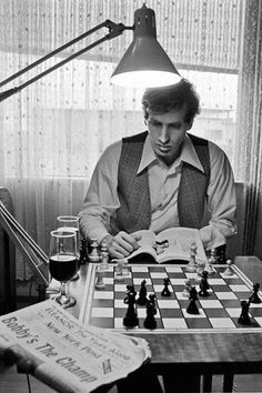 Xadrez: Ascensão e queda de Robert James Fischer