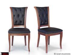 Καρέκλα κλασική Ν57 Dining Chairs, Sofa, Furniture, Home Decor, Settee, Decoration Home, Room Decor, Dining Chair, Home Furnishings