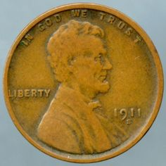 1911 S Lincoln Cent VF-20 On sale: $49.95 Father's Day - June 17th....just saying... Bitcoin Mining Hardware, Bitcoin Mining Rigs, Old Coins, Rare Coins, Penny Values, Wheat Pennies, Valuable Coins, Foreign Coins, Crypto Coin