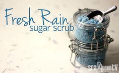 DIY Sugar Scrub Tutorial on Soap Queen TV
