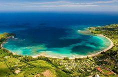 Hanalei Bay, Hawaii, USA