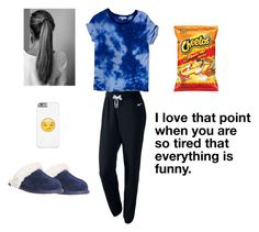 """""""Untitled #127"""" by soccerislife715 ❤ liked on Polyvore featuring NIKE, Sandro and UGG Australia"""