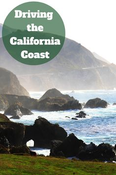 Some of the roadside stops and views found on a California coastal drive through Big Sur.