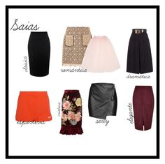 """EnModa Saias"" by carlymaciel on Polyvore featuring moda, Dorothy Perkins, Alice Archer, Alexander McQueen, Lost Ink, River Island, Ballet Beautiful e NIKE"