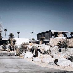 Palm Springs dreaming // via OracleFox Blog