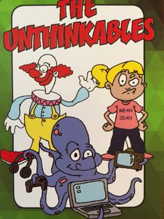 Superflex (their superheroic, flexible social thinking) and the related strategies they can use to outwit and outsmart various social challenges, represented by Unthinkable characters, such as Glassman, Brain Eater, One-Sided Sid, Mean Jean, and others.
