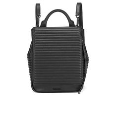 Buy Calvin Klein Women's Esther Backpack - Black here at MyBag - the only online boutique you'll need for luxury handbags and accessories. Free delivery now available.