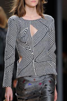 Maiyet at Paris Fashion Week Fall 2014 - StyleBistro