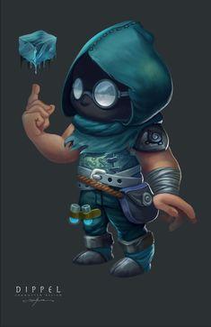 Character Design for Video Game, Juan Herrera on ArtStation at http://www.artstation.com/artwork/character-design-for-video-game