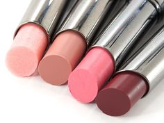Lise Watier Rouge Fondant Suprême Lipsticks