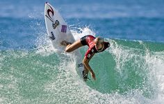 Bethany Hamilton still conquers the surfing world with only one arm.
