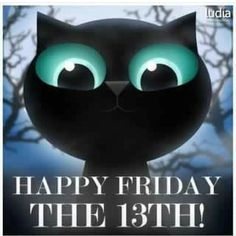 Happy friday the 13th images and quotes