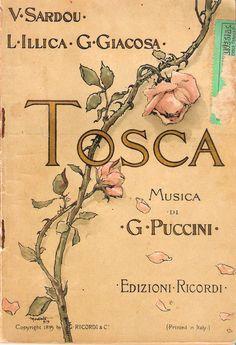 Giacomo Puccini - Tosca - 1900    L'arte nel suo mistero...   Le diverse bellezze insiem confonde!     Ma nel ritrar costei... Il mio solo pensiero!   Ah,  mio solo pensiero! Tosca, sei tu!