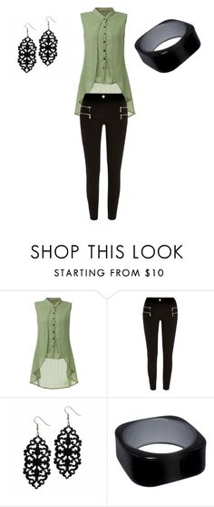 """""""Untitled #12"""" by helen-canakc on Polyvore featuring River Island"""