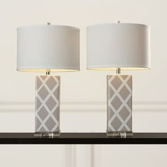 Found it at Joss & Main - Courtney Table Lamp