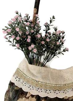 Floral Velvet Bag Audrey Hepburn Style Velvet by FullExperience