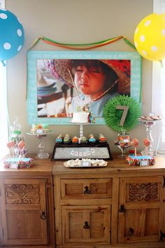 7th Birthday Mexican Fiesta! - Kara's Party Ideas - The Place for All Things Party