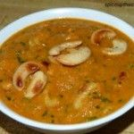 Kaju Butter Masala (Cashew Curry)